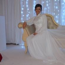 כלה דתית בחתונה