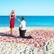 צילום הצעת נישואין לאור יום