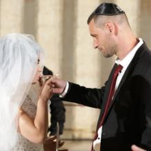 צילומי חוץ לחתונה