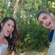 צילומי חוץ לפני חתונה